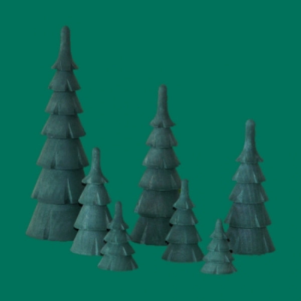 Baum Grün Höhe ca 12cm NEU