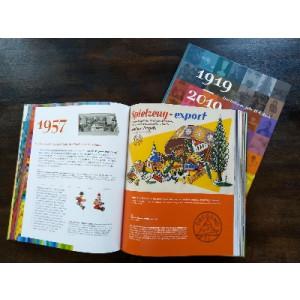 Buch Das Dregeno-Jahr100Buch »1919-2019 – Auf Zeitreise mit Helfried Dietel« BxHxT 240x300xmm NEU