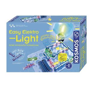 Experimentierkasten Easy Elektro - Light 327x223x66mm (LxBxH) NEU