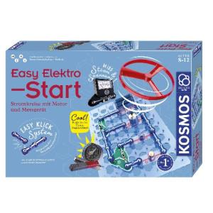 Experimentierkasten Easy Elektro - Start 432x295x68mm (LxBxH) NEU