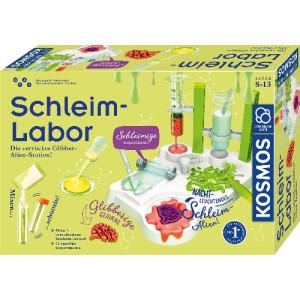 Experimentierkasten Schleim-Labor 333x226x67mm (LxBxH) NEU