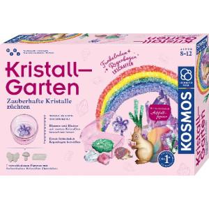 Experimentierkasten Kristall-Garten 330x225x67mm (LxBxH) NEU