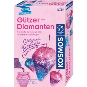 Experimentierkasten Glitzer-Diamanten 210x133x58mm (LxBxH) NEU