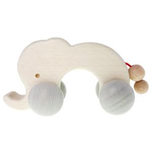 Babyspielzeug Rolli Elefant BxLxH 120x45x60mm NEU