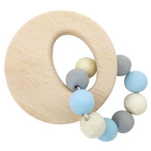 Babyspielzeug Greifrassel Ring BxLxH 70x50x100mm NEU