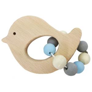 Babyspielzeug Greifrassel Vogel BxLxH 90x50x100mm NEU