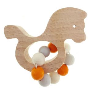 Babyspielzeug Greifrassel Pferd BxLxH 100x50x110mm NEU