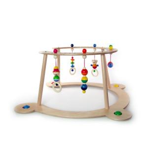 Babyspielzeug Babyspiel- & Lauflerngerät Bär Henry BxLxH 730x710x390mm NEU