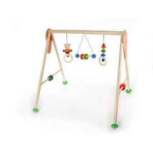 Babyspielzeug Babyspielgerät Bär Henry BxLxH 620x570x545mm NEU
