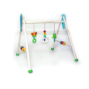 Babyspielzeug Babyspielgerät Frosch Toni BxLxH 620x570x545mm NEU