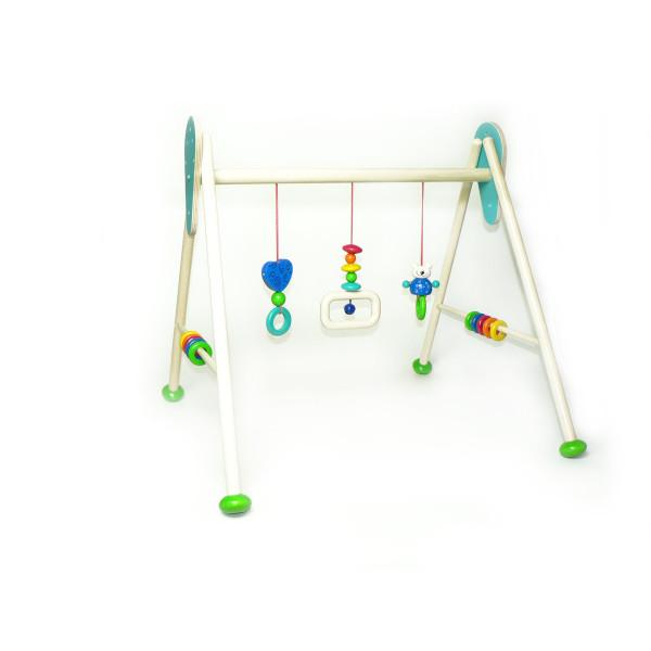 Babyspielzeug Babyspielgerät Bär Tim BxLxH 550x620x550mm NEU