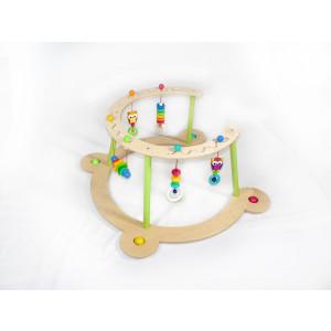 Babyspielzeug Babyspiel- & Lauflerngerät Eule BxLxH 730x710x390mm NEU