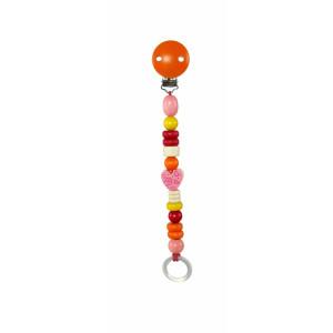 Babyspielzeug Schnullerkette Prinzessin BxLxH 35x20x210mm NEU