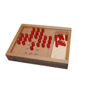 Holzspielzeug Steckhalma BxHxT 13x17x3cm NEU