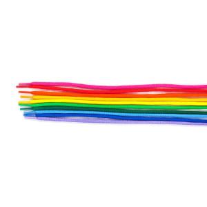 Fädelspielzeug Perlsenkel 10 Stück Länge 100 cm NEU