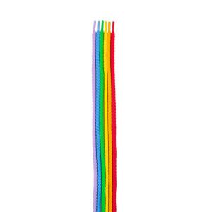 Fädelspielzeug Perlsenkel 12 Stück Länge 55 cm NEU