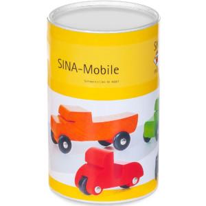 Holzspielzeug SINA-Mobile Sortierung 2 LxBxH 90x90x140mm NEU
