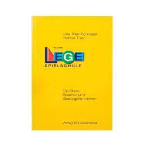 Fachbuch Legespiel Fibel LxBxH 147x2x105mm NEU