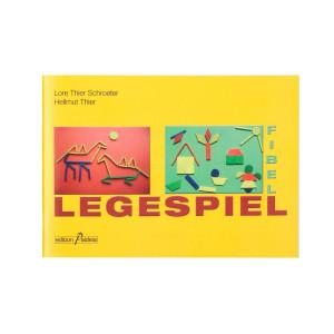 Fachbuch Kleine Legespielschule LxBxH 147x5x210mm NEU