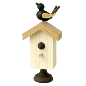 Starhaus mit Singvogel