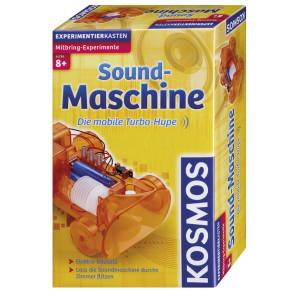 657277 Kosmos Sound-Maschine Die mobile Turbo-Hupe Mitbring Experimente NEU