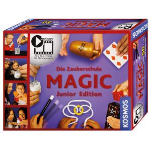 Kosmos 698201 Zauberschule Magic - Junior Edition Zaubern Tricks NEU