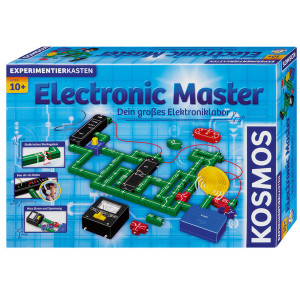 Kosmos 615918 Electronic Master Experiment Kasten NEU