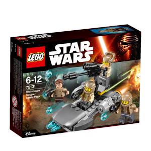 LEGO® Star Wars™ 75131 Resistance Trooper Battle Pack NEU