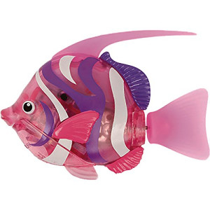 Goliath 32675 Robo Fish Deep Sea Wimplefish Pink NEU