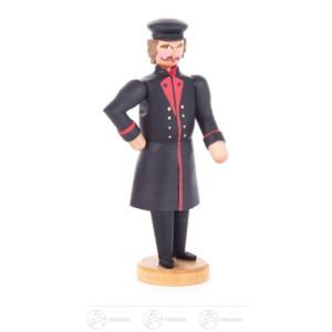 Miniatur Aufsichtsbeamter Höhe ca 8 cm NEU