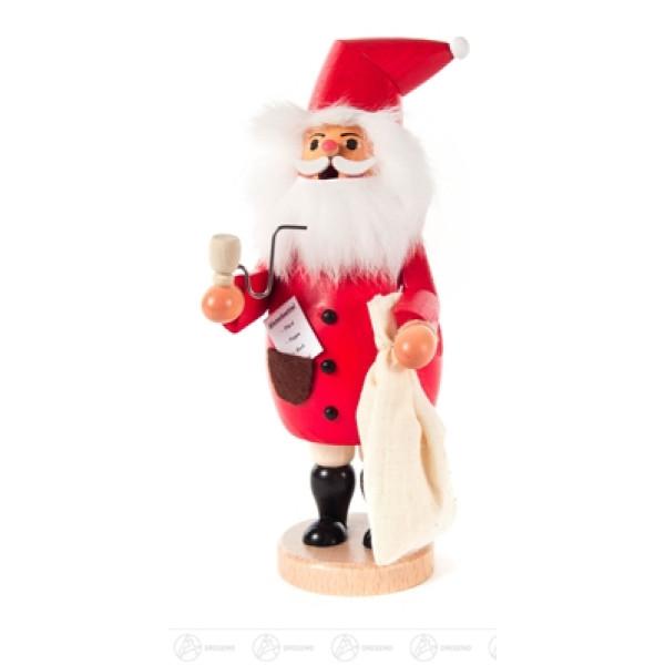 Räuchermann Weihnachtsmann Höhe ca 20 cm NEU