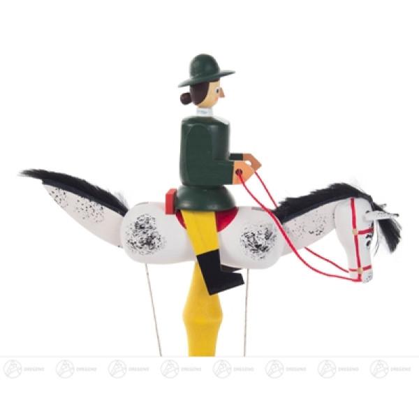 Spielzeug Pendelreiter Dame, sortiert Höhe ca 16,5 cm NEU