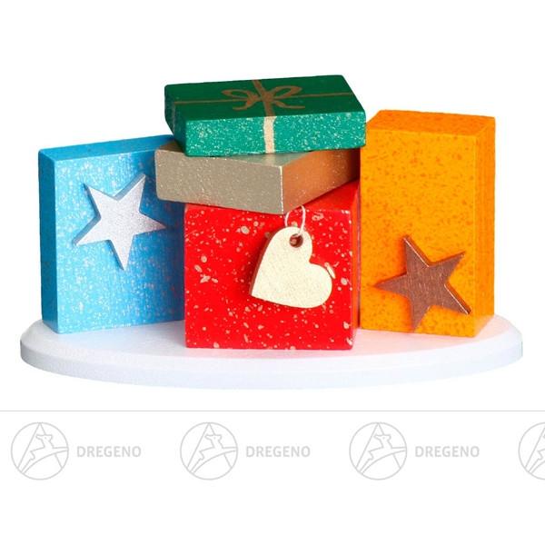 Zubehör Vario Tischleuchter Geschenke farbig BxHxT = 7x3,5x3,5cm NEU