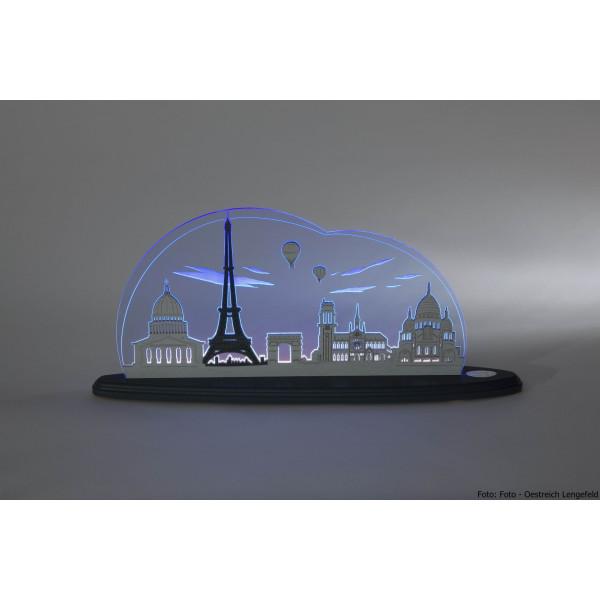 Motivleuchte Paris Länge ca 47cm NEU