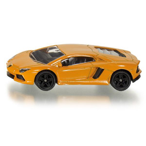 1449 Siku Super Lamborghini Aventador Rennauto Rennwagen NEU TOP