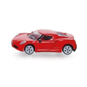 1451 Siku Super Alfa Romeo 4C Auto Pkw Rennauto Strassenfahrzeug TOP NEU