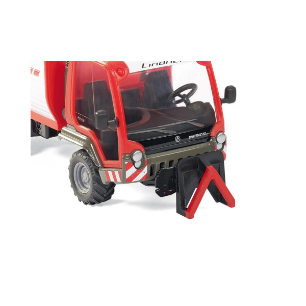 3061 Siku Farmer Lindner Unitrac m. Ladewagen LKW Laster 1:32 Trecker NEU
