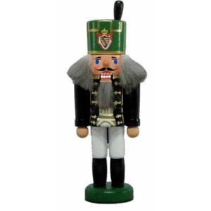 Miniatur - Nussknacker Bergwardein 13,5cm NEU