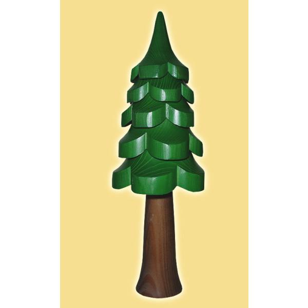 Tischschmuck Fichte grün 30 cm Höhe= 30cm NEU