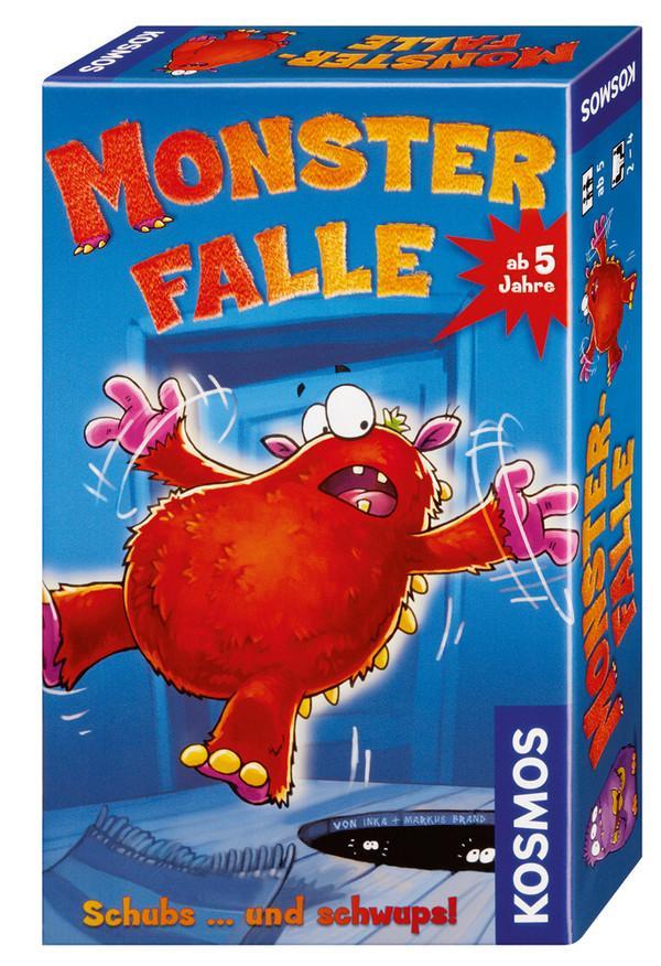 Kosmos 71093 Monsterfalle Mitbringspiel NEU