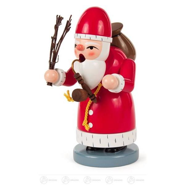 Räuchermann Weihnachtsmann Höhe = 17cm NEU