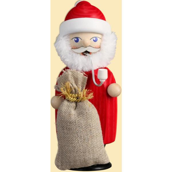 Räuchermann Weihnachtsmann bunt HxBxT = 14x6x8cm NEU