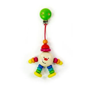 Babyspielzeug Wagenanhänger Michel BxLxH 85x30x190mm NEU