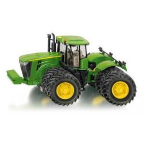 Siku 3276 John Deere 9560R Traktor Doppelreifen NEU