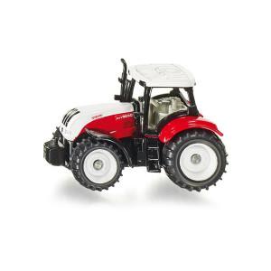 1382 Siku Super Steyr Traktor Bauernhof Landwirtschaft Treker NEU TOP