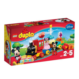 LEGO® DUPLO® Disney™ 10597 Mickey & Minnie Geburtstagsparade