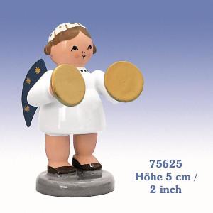 Engel mit Schellen 5 cm NEU