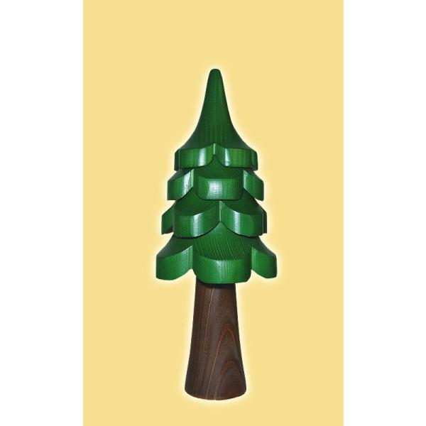 Tischschmuck Fichte grün 25 cm Höhe= 25cm NEU