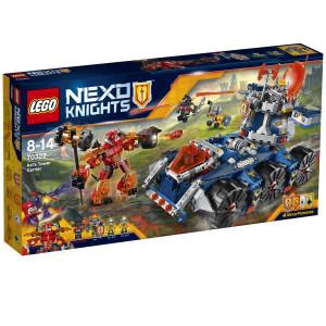 LEGO® NEXO KNIGHTS™ 70322 Axls mobiler Verteidigungsturm NEU