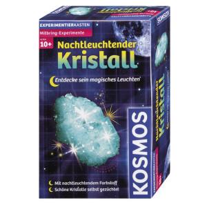 Kosmos 659127 Nachtleuchtender Kristall Experimentierkasten NEU